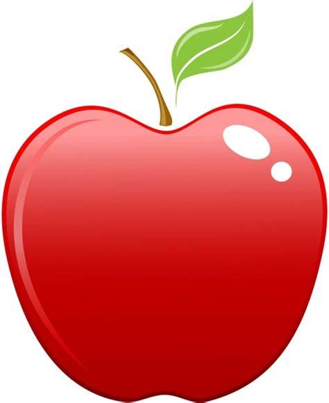 apple vector red apple free vector in adobe illustrator ai ai
