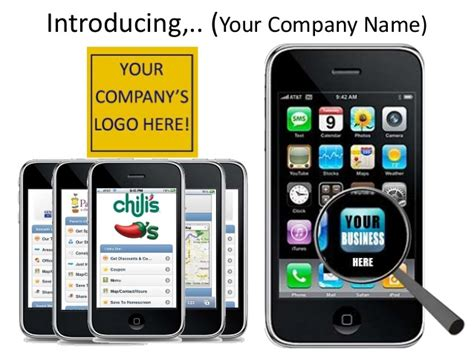 create mobile apps create mobile apps for small businesses presentation