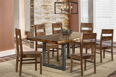 hillsdale emerson rectangle dining set hillsdale emerson 7 rectangle dining set sheesham 5674dtbcw