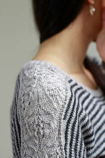 Joji Small ravelry japan sleeves pattern by joji locatelli