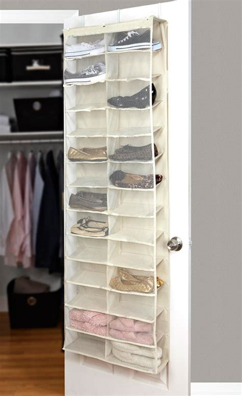door shoe organizer over the door shoe organizer