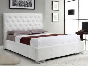High Platform Bed Exclusive Leather High End Platform Bed With Storage Newark New Jersey Ahmichelle