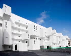 Architecture Designer Carabanchel An Architecture Housing Design Architecture Design
