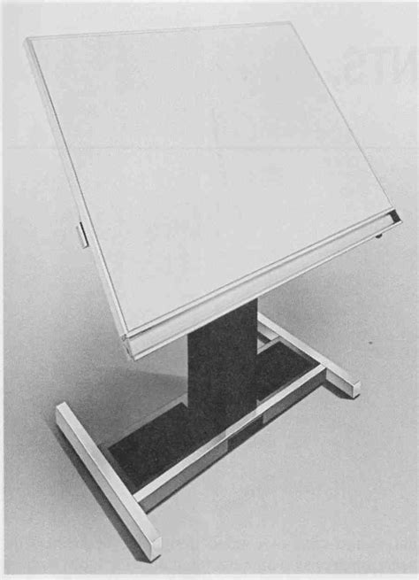 Drafting For Electronics Equipment Instruments And Hamilton Industries Drafting Table