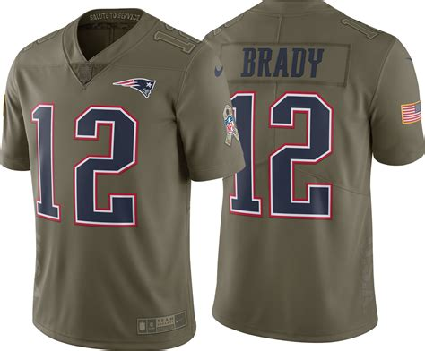 nike patriots 12 tom brady navy blue mens stitched nfl
