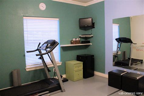 how to create your own home gym on a budget well
