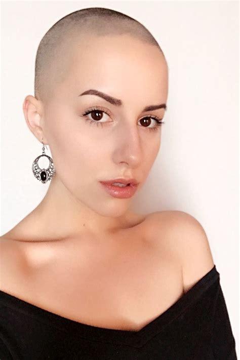 43 best bald beautiful images on pinterest short 1760 best images about bald buzzed but beautiful on