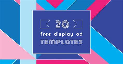 Design Your Perfect Banner 20 Free Display Ad Templates Crello Blog Display Ad Templates