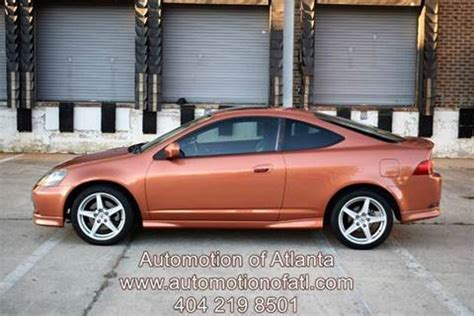 acura rsx for sale in ga 2006 acura rsx for sale carsforsale