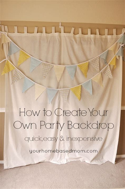 design your own wedding backdrop how to create your own party backdrop party backdrops
