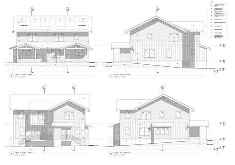 Floor Plan And Elevation Drawings | floor plans and elevation drawings cully grove