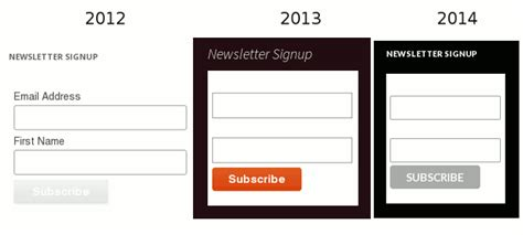 background pattern in mailchimp add a mailchimp signup form to your wordpress website