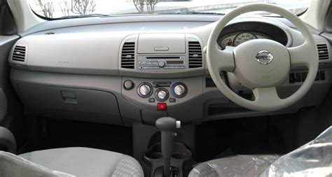 nissan 2002 interior nissan march 2002 interior