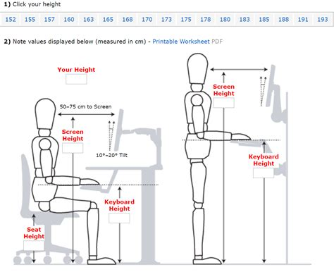 ergonomic work desk setup ergonomic desk setup pdf home furniture decoration