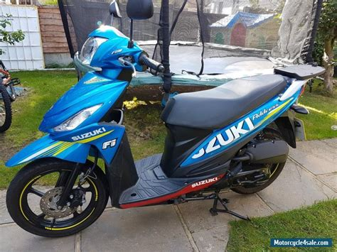 Suzuki Motorcycle 110 2015 Suzuki Uk 110 Nx For Sale In United Kingdom