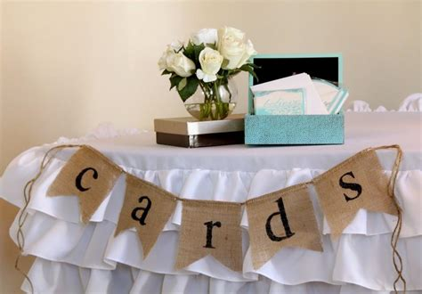 Wedding Table Banner by Cards Burlap Banner Wedding Celebration Wedding Card