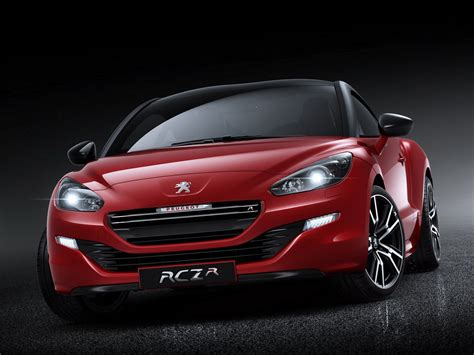 peugeot motor cars new peugeot rcz r sports car details and pictures