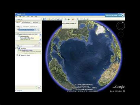 tutorial video google earth google earth earth zoom in out tutorial record video