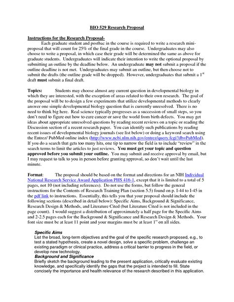 format proposal research best photos of research proposal format exle exle