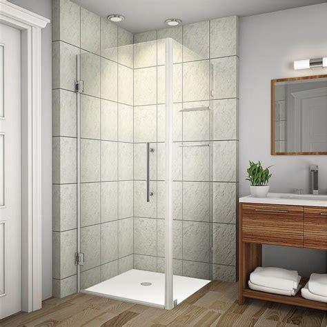 Square Shower Enclosure Aston Aquadica Gs 38 In X 72 In Frameless Square Shower