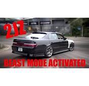 BEAST MODE ACTIVATED TOYOTA CHASER JZX90 2JZ DRIFT CAR