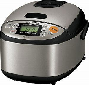 Denpoo Dmj 88 G Rice Cooker 1 8 L zojirushi ns lac05xt micom 3 cup rice cooker and warmer black and stainless steel