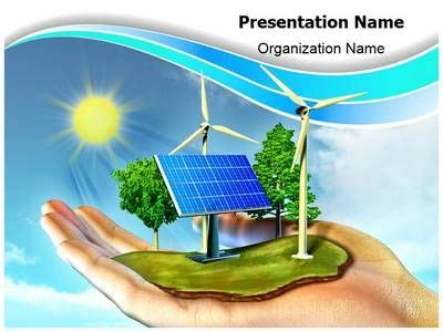 Renewable Energy Powerpoint Template Is One Of The Best Powerpoint Templates By Renewable Energy Powerpoint Template