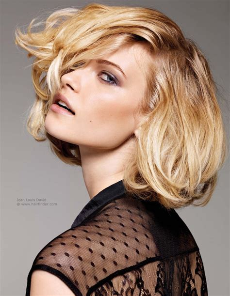 images of bouncy bob haircut medium long bob hairstyle with bouncy tips