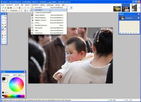 paint net noch mehr funktionen und effekte mit kostenlosen profi plugins bilder screenshots