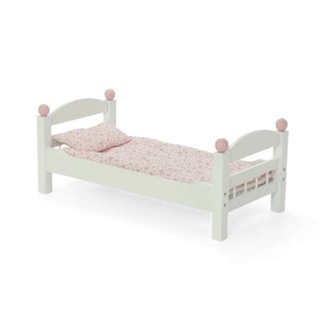 18 inch doll couch 18 inch doll furniture white single bunk bed with