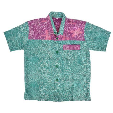 Kemeja Batik Anak Batik Anak Terbaru Baju Anak Laki Kemeja Anak 23 kemeja batik anak 2 warna