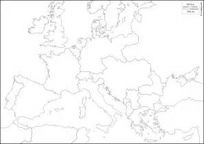 Black And White Map Of Europe by Map Of Europe 1914 Black And White Www Galleryhip Com