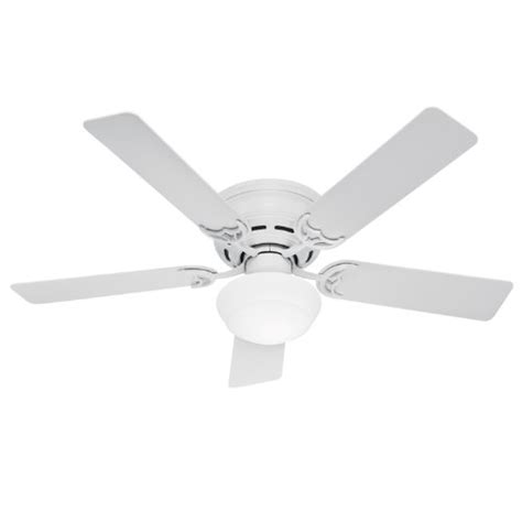 amazon hunter ceiling fans best prices hunter 20810 52 inch low profile iii ceiling