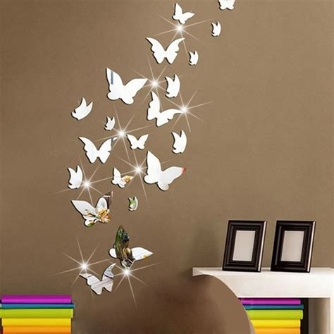 mirror home decor mirror butterfly wall decor decor ideasdecor ideas