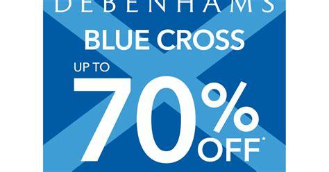 Debenhams Sale Begins by Manila Shopper Debenhams Blue Cross Sale Oct Nov 2016