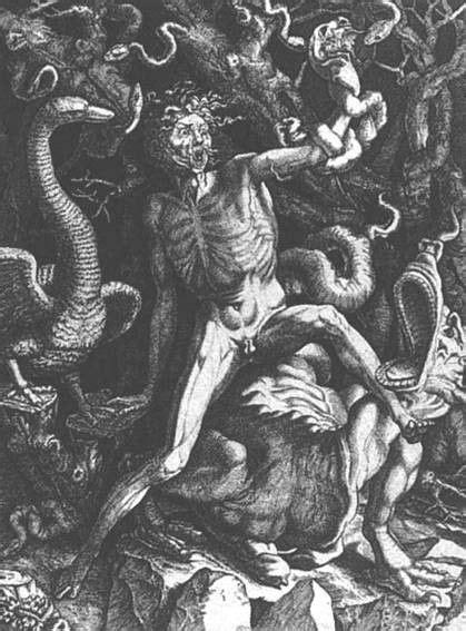 Mythologie Greco-romaine - Typhon