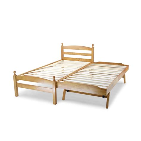 Antique Pine Bed Frame Free Next Day Delivery