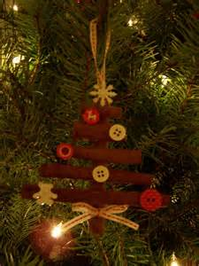 madebyjoey homemade christmas tree ornaments and a