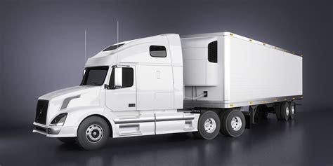 volvo semi truck models semi truck 3d model