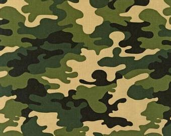 army pattern fabric camouflage fabric etsy