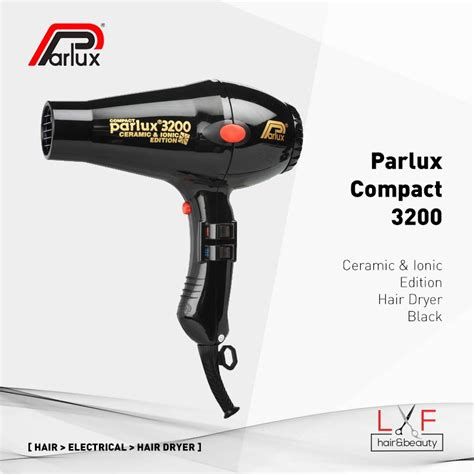 Parlux 3200 Compact Hair Dryer Ebay parlux 3200 ionic ceramic edition compact hair dryer