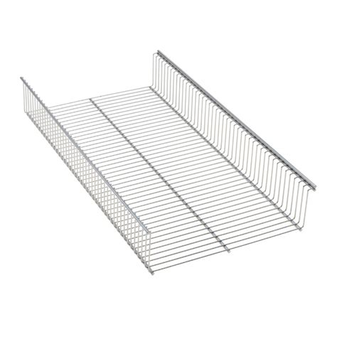 platinum elfa shelf baskets the container store