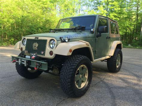 jeep wrangler army edition 2011 jeep wrangler x sport jk army edition