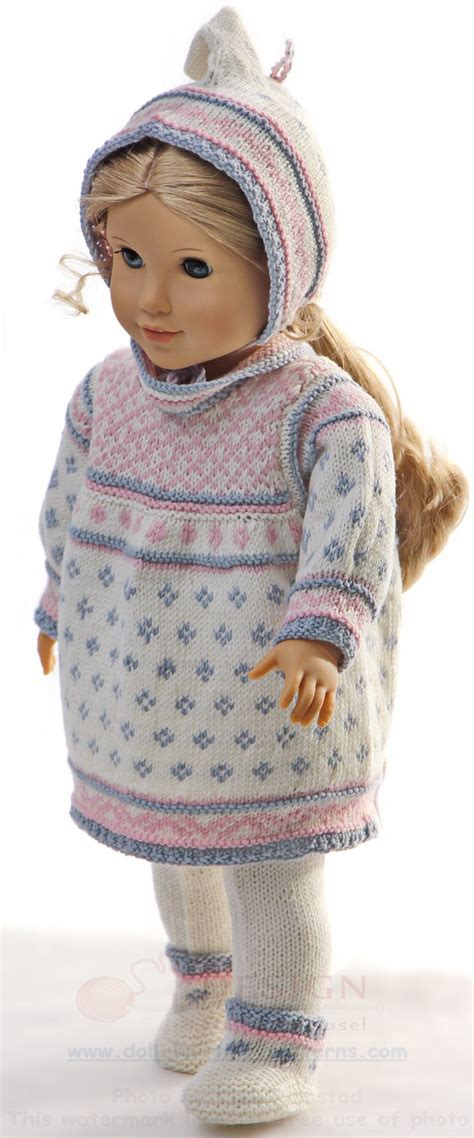 knitted doll clothes patterns free knitted doll clothes pattern