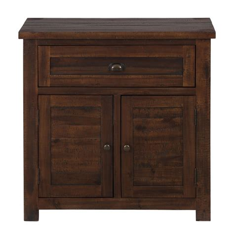 Kitchen Islands And Carts urban lodge brown accent cabinet 730 13 decor south