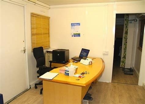 Cabin In Office by Office Porta Cabin In Jamshedpur Jharkhand India