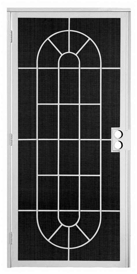 Cheap Security Doors by Cheap Budget Security Doors Glassmogul
