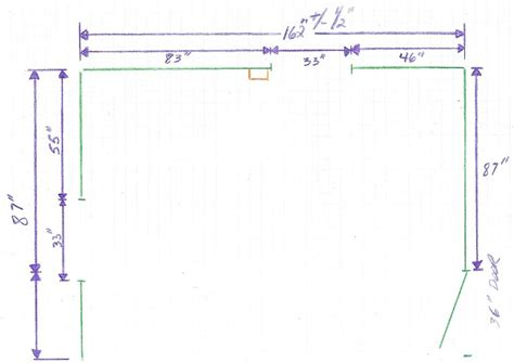 draw room dimensions looking 4 someone who to draw trackplans model