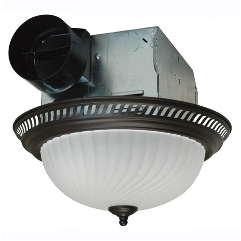 Bathroom Ceiling Exhaust Fan With Light Ceiling Exhaust Fan Light Mount Bathroom Ventilation Bath Decor Vent Home Ebay