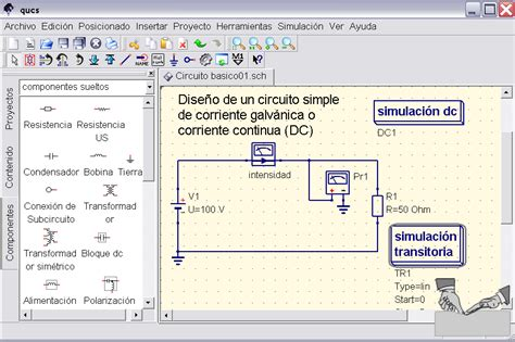 video tutorial qucs videos de simulaciones con el qucs para electroterapia